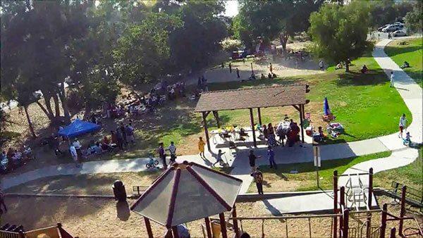 Terrace Park, el lugar donde yacen los sueños de cientos de inmigrantes anónimos
