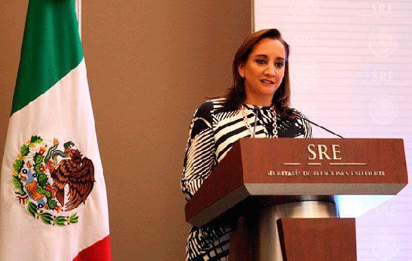 SRE realiza 11 acciones para proteger a los mexicanos en EE.UU.