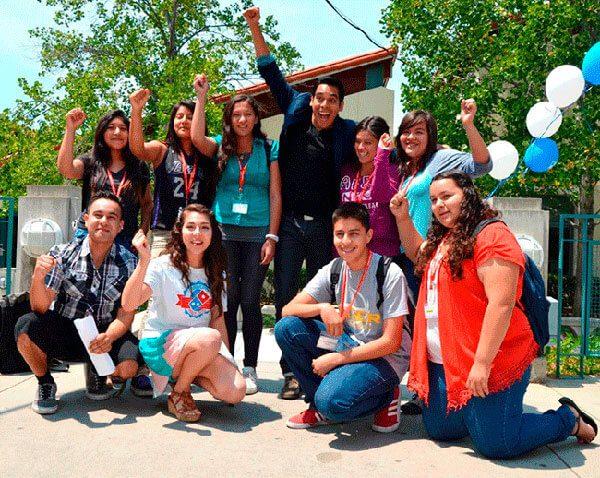 Alcaldes apoyan a jóvenes 'soñadores'
