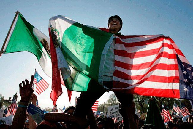 Otorgarán a 60 mil mexicanos residencia en Los Ángeles, California