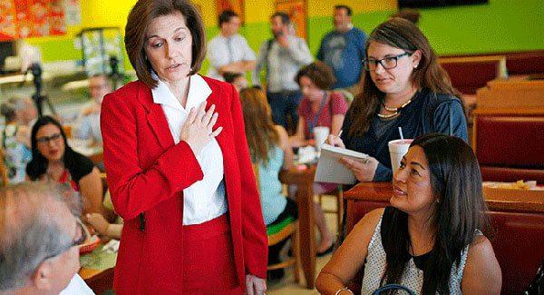 """Primera senadora latina promete llevar su lucha por los """"Dreamers"""" al Congreso"""