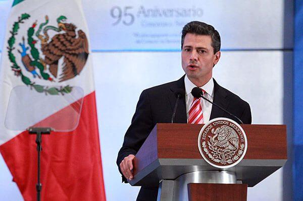 Con Estados Unidos ni sumisión ni confrontación: Peña Nieto