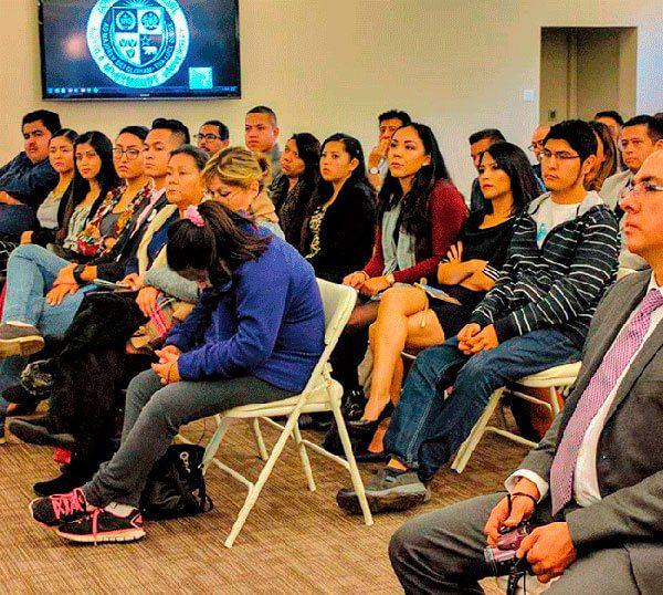 Senadores mexicanos y estadounidenses proponen alternativas para los Dreamers y sus familias