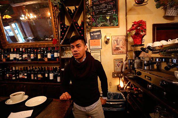 Un mexicano al que la cocina italiana hizo empresario
