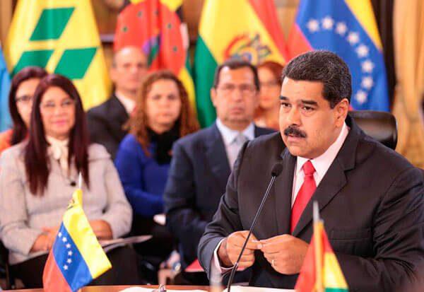 Maduro anunció reactivación de apoyo legal y financiero a migrantes latinos en EEUU