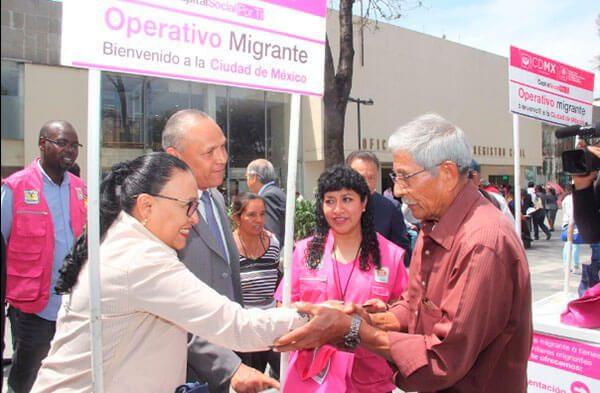 Arranca-operativo-Migrante-bienvenido-a-CDMX-en-Semana-Santa