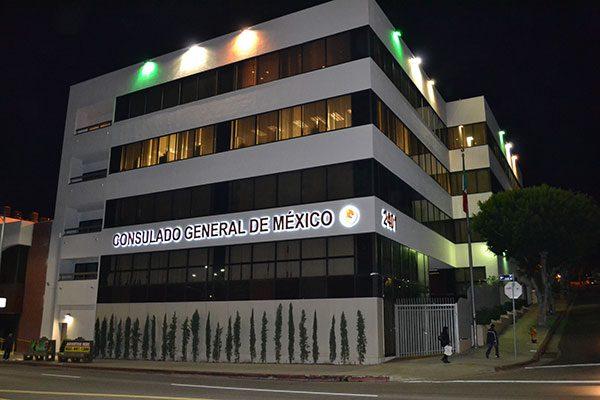 Consulado mexicano de Los Ángeles se suma a NY y Houston emitiendo primeros registros de nacimiento