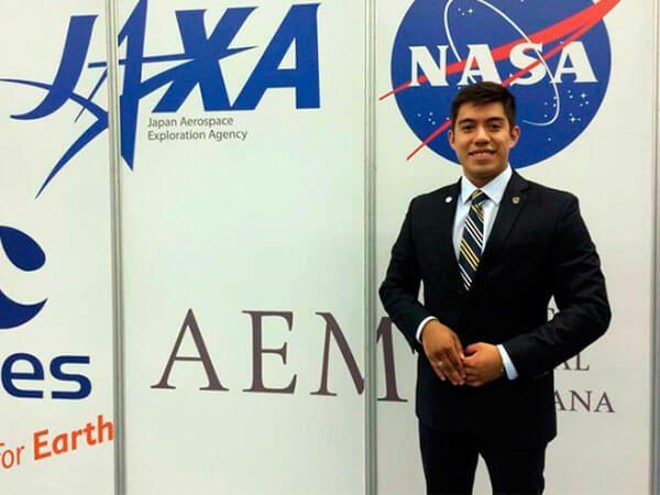 Estudiante de la UNAM participa en simulaciones de vida en Marte