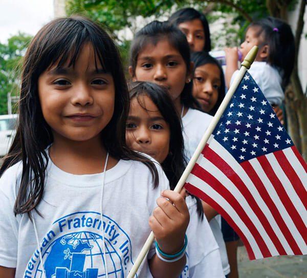 Lanza ONU campaña de apoyo a niños migrantes de Centroamérica