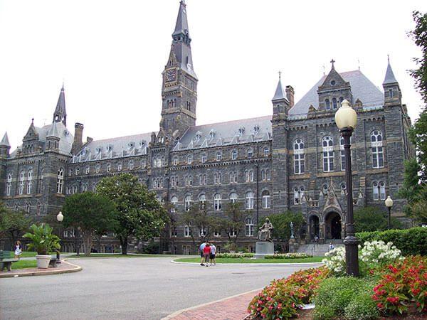 Georgetown quiere líderes mexicanos