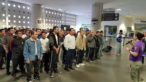 Ofrecen seguro de desempleo a migrantes