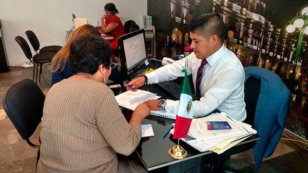 Ayuntamiento de Puebla da servicios integrales a migrantes y a sus familias