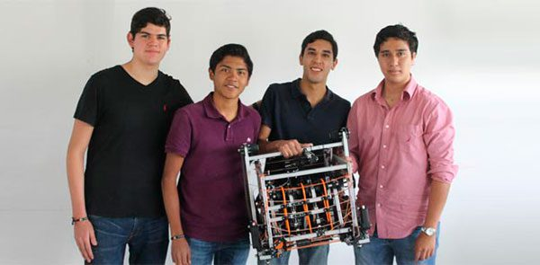 Mexicanos obtienen tercer lugar en Olimpiada de Robótica en Washington