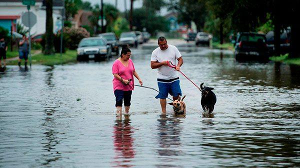 USCIS ofrece servicios especiales a afectados por huracán Harvey