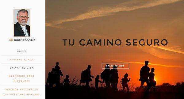 Una web asesora a los migrantes en el cruce de la frontera
