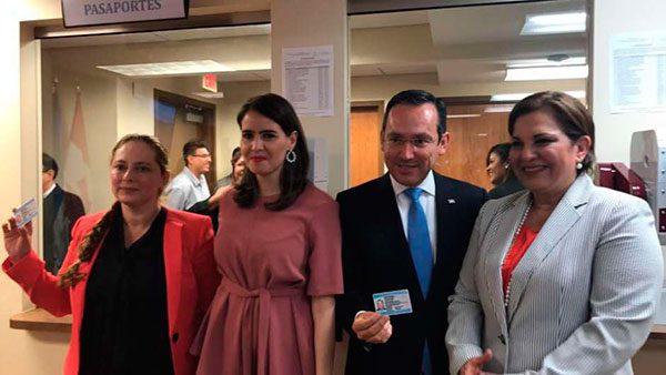 Honduras hace lanzamiento oficial de matrícula consular en EEUU