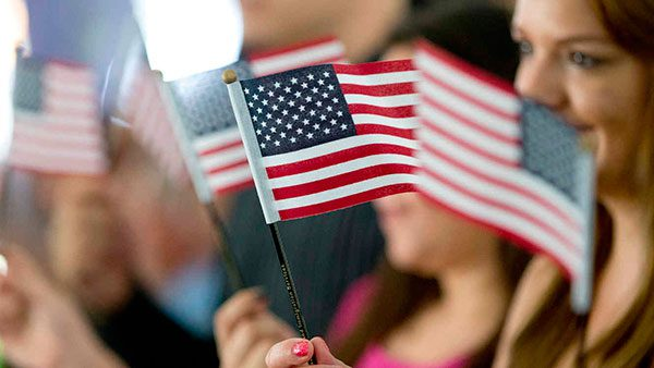 Program supporting Immigrants in the United States to become citizens