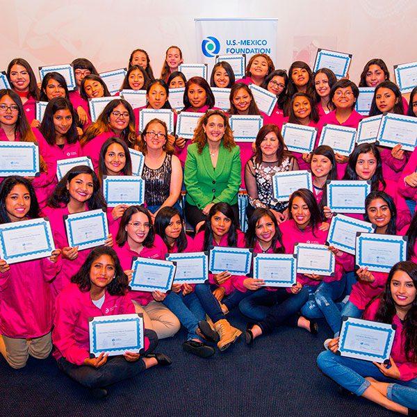 Mujeres en STEM, futuras líderas