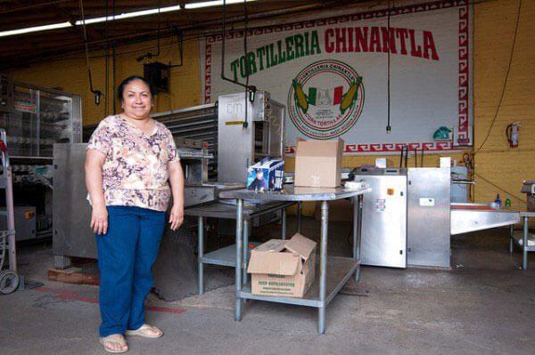 Tortillería Chinantla, el negocio mexicano que revoluciona la comida en Nueva York