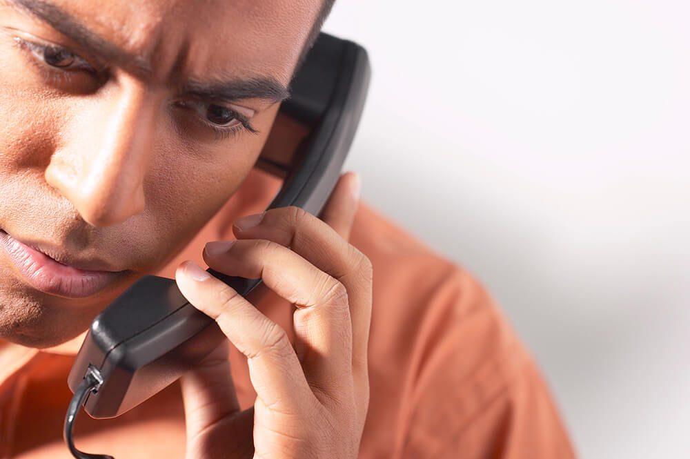 Linea telefonica directa Migrawatch