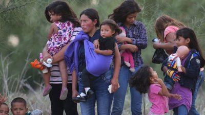 Pronunciamiento de la Comisión Nacional de los Derechos Humanos de México y países latinoamericanos en el tema de separación de familias migrantes
