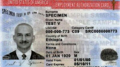 USCIS informa sobre errores en Autorización de Empleo (EAD)