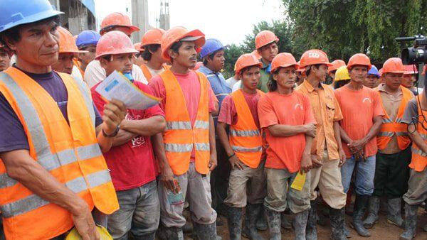 A trabajadores de la construcción que vivan en Houston, les decimos dónde recibir apoyo legal y asesoría sobre sus derechos