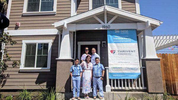 Conoce el programa de vivienda de la organización Habitat for Humanity en Los Ángeles