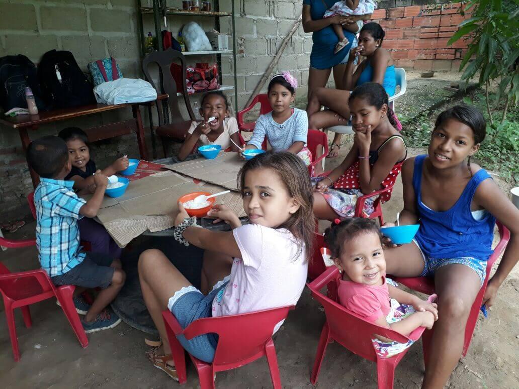 ¿Ya conoces el programa alimenticio para niños de bajos recursos?