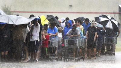 Facilidades que la oficina de migración (USCIS) otorga a migrantes afectados por el huracán Florence