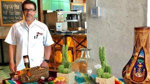 Martín trabajó como lavaplatos y ahora es dueño de varios restaurantes