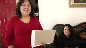 Enfermera mexicana deportada, recibe el perdón y obtiene visa de trabajo en EUA