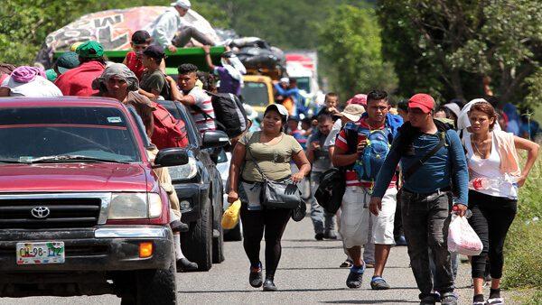 México firmó el Pacto Mundial para una migración segura, ordenada y regular por la ONU