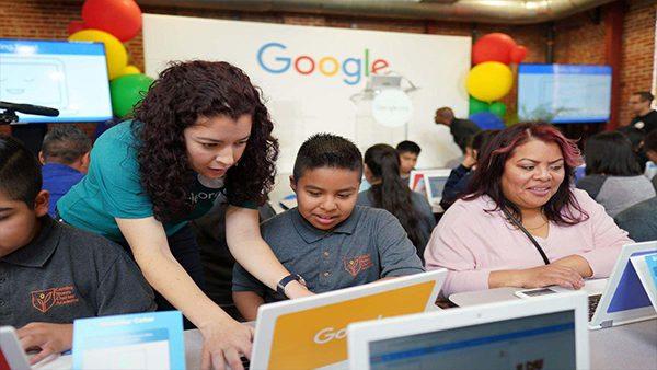 Google quiere ingenieros y científicos latinos en L.A