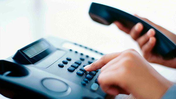 Apoyos migratorios vía telefónica para dudas, asesorarse y denunciar