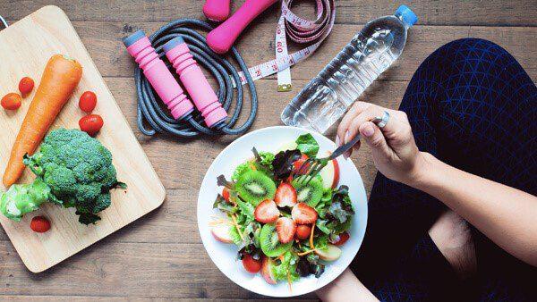 Mejora tus defensas con una buena alimentación