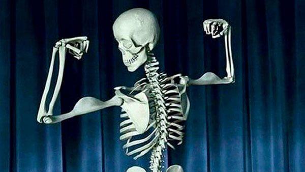 Consejos para tener huesos fuertes y una vida saludable