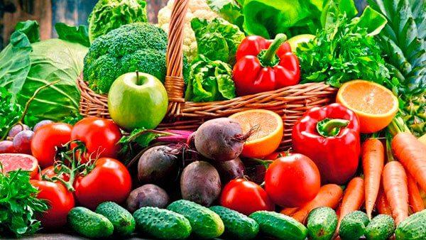 Ponte en forma con estos alimentos nutritivos