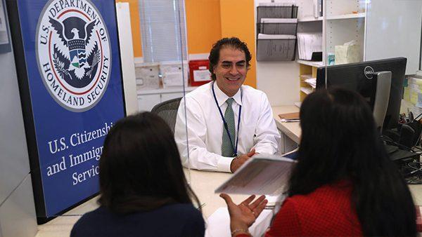 Consejos para la entrevista con inmigración