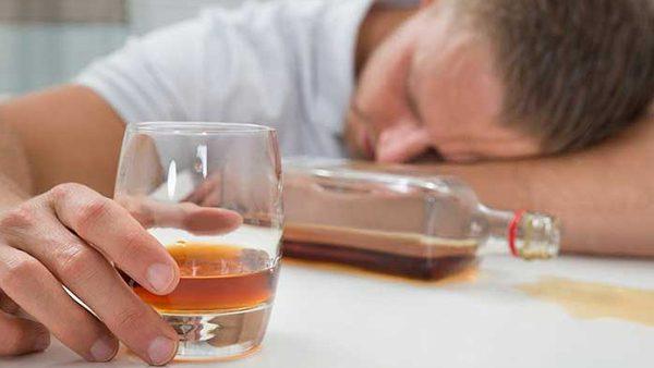 Las consecuencias de consumir alcohol