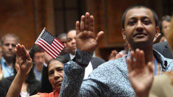 Preguntas del examen cívico de ciudadanía