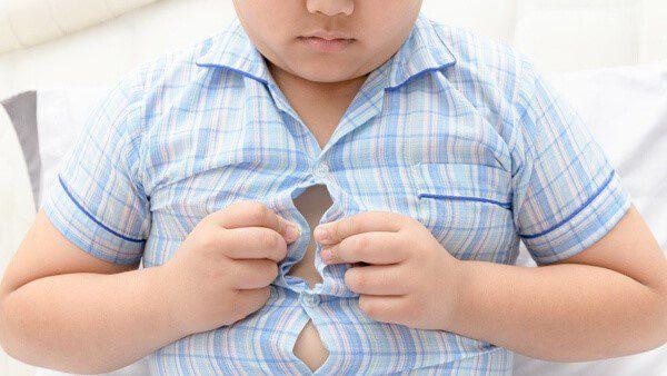 Preve la obesidad infantil en tus hijos