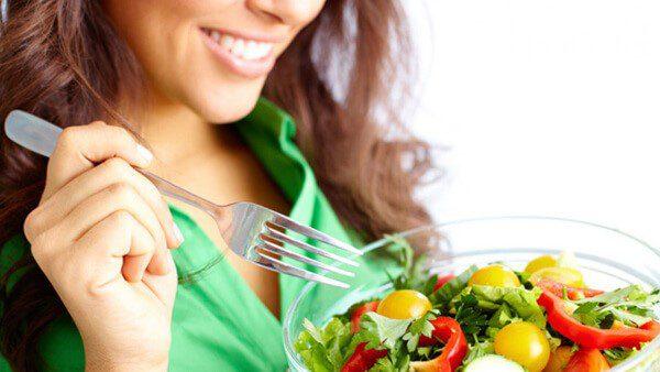 Una buena nutricion te ayudara a mejorar tus defensas