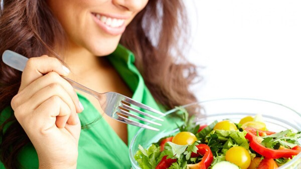 Una buena nutrición te ayudará a mejorar tus defensas