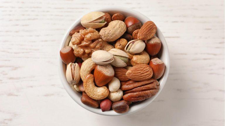 Los frutos secos mejoran la salud