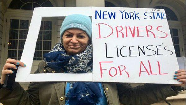 Nueva York está cerca dé dar licencias a inmigrantes