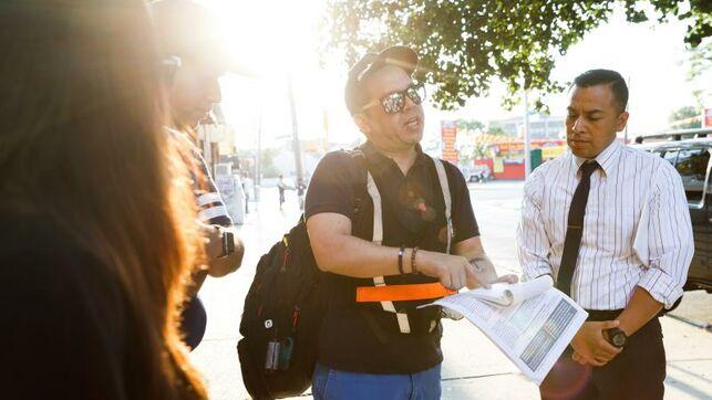 Ciudadanos forman patrullas anti-redadas en Nueva York