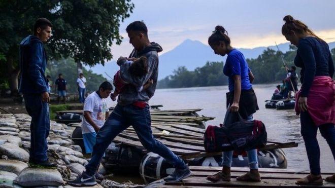 El presidente norteamericano restringe asilo a inmigrantes que llegan por la frontera sur