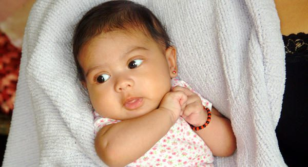 Guía para padres de familia en los primeros años del bebé