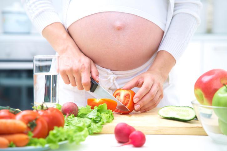 La importancia de la fibra durante el embarazo